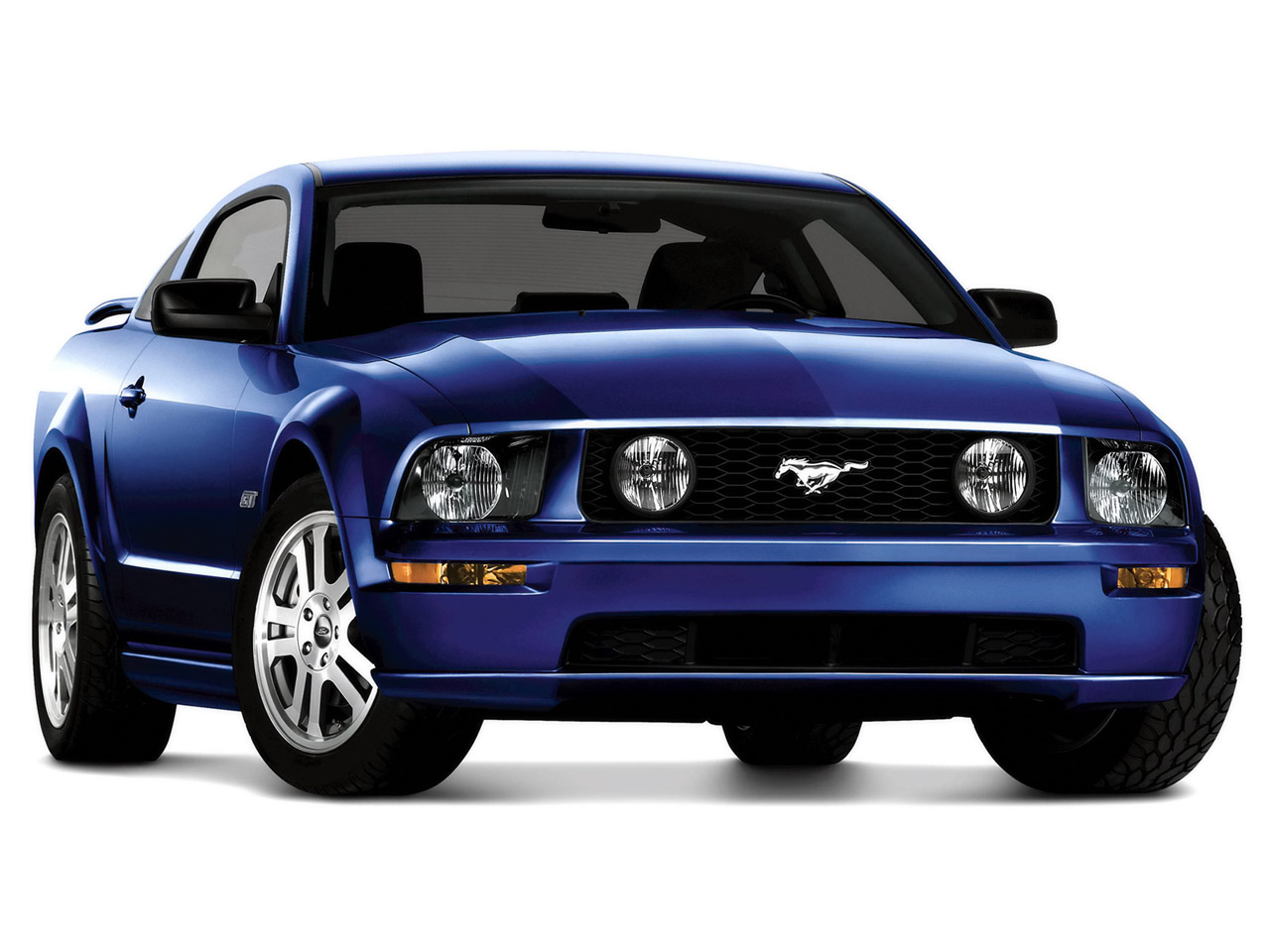 2005 Ford Mustang #5