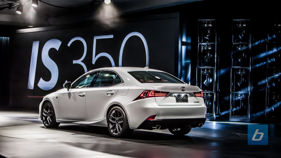 2014 Lexus Is F #10