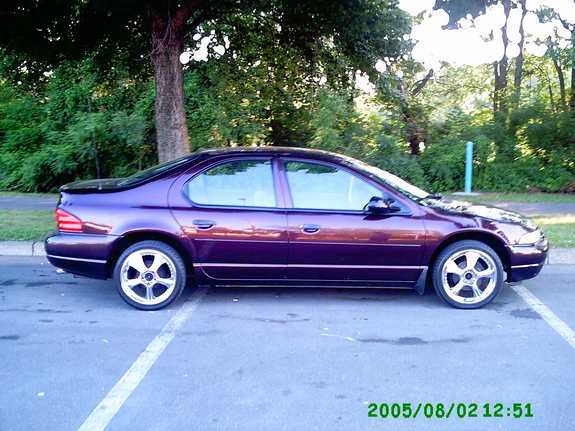 1997 Plymouth Breeze #7