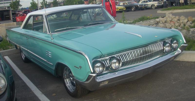 1968 Mercury Montclair #5