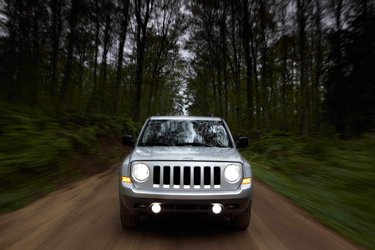2011 Jeep Patriot #13