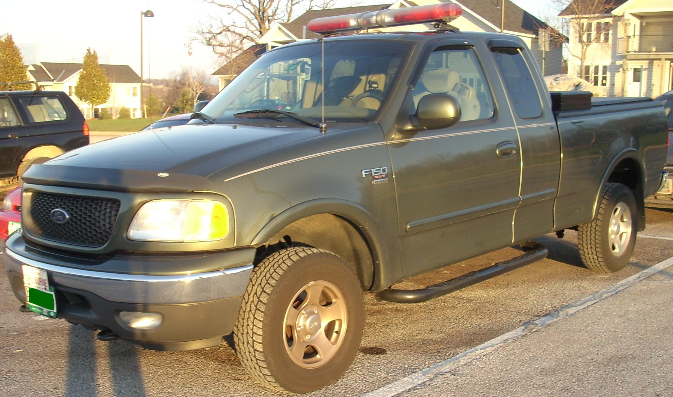 2001 Ford F-150 #4