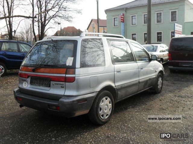 1993 Mitsubishi Space Wagon #3
