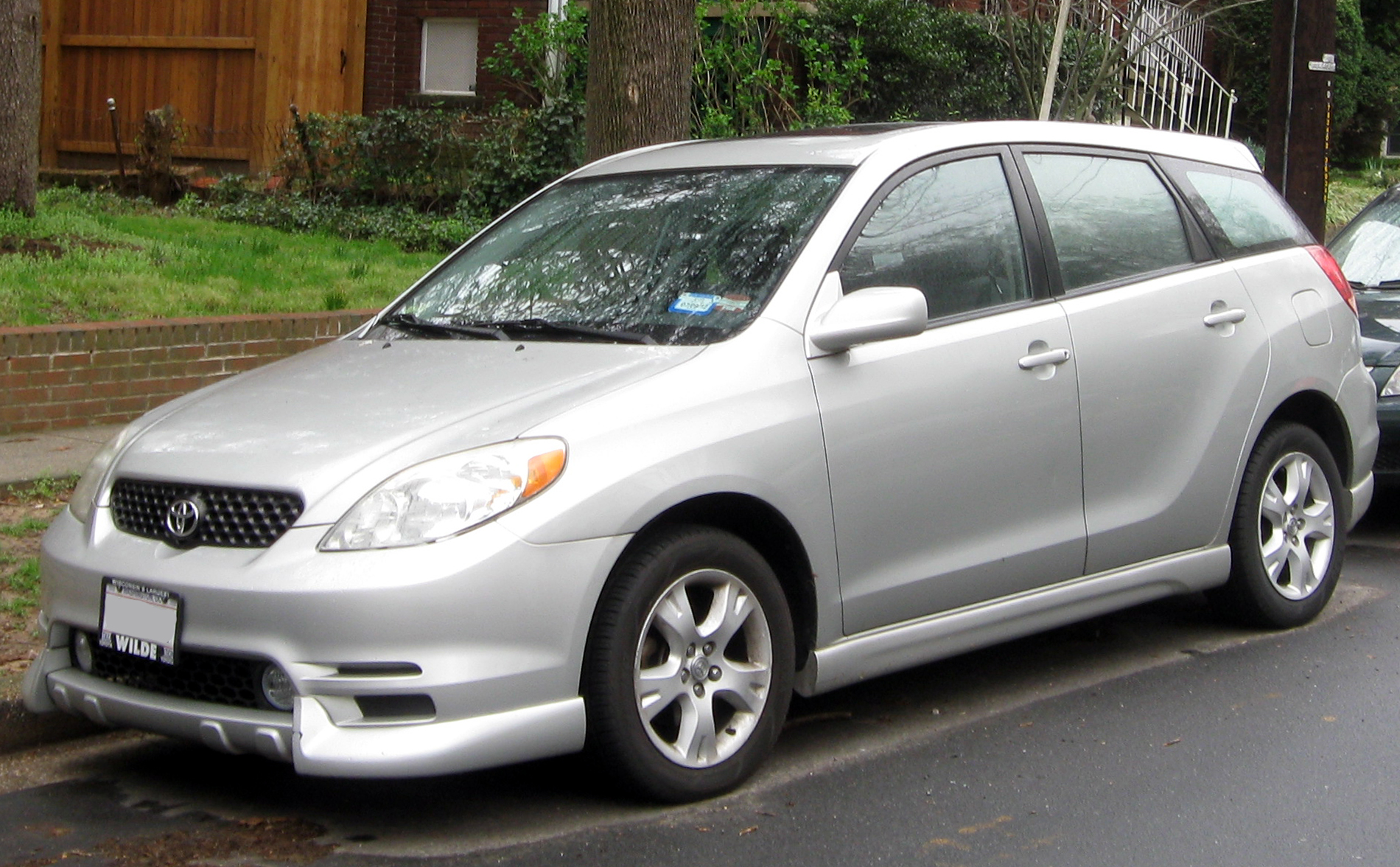 2003 Toyota Matrix #1