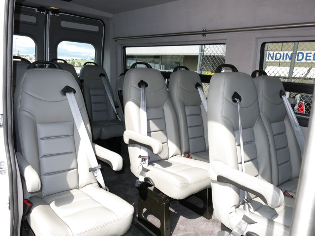Ram Promaster Window Van #7