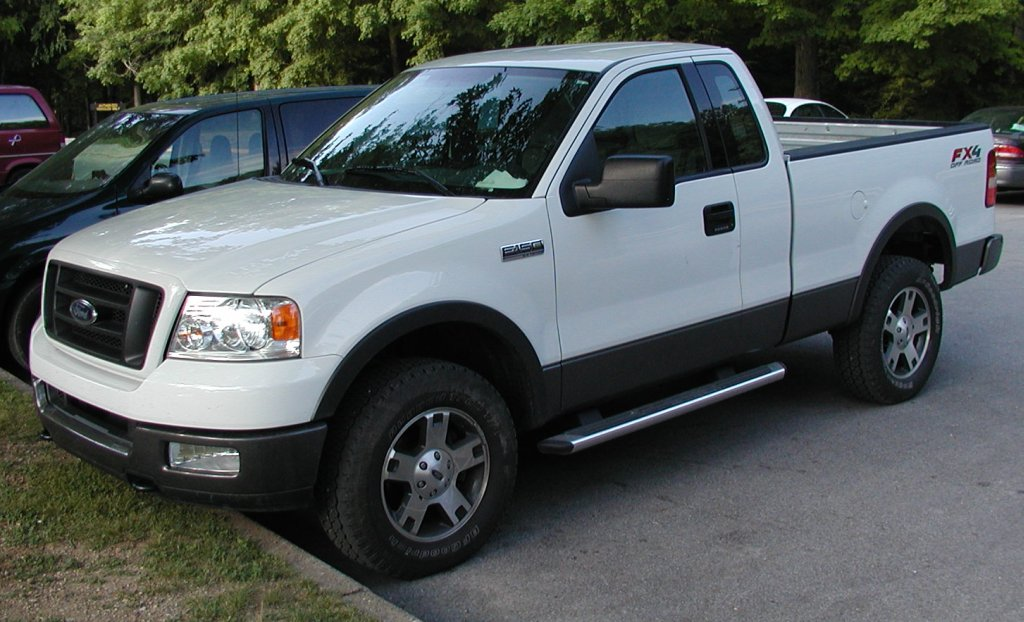 2004 Ford F-150 #4