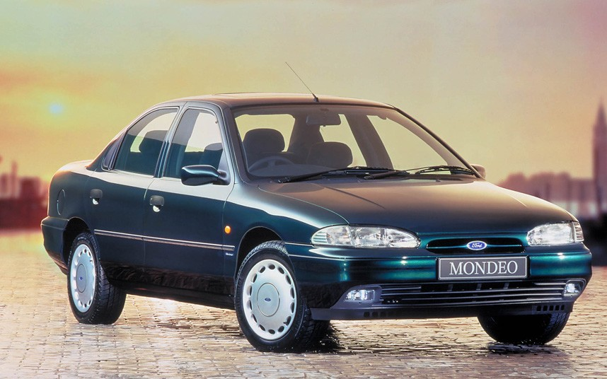 1993 Ford Mondeo #2