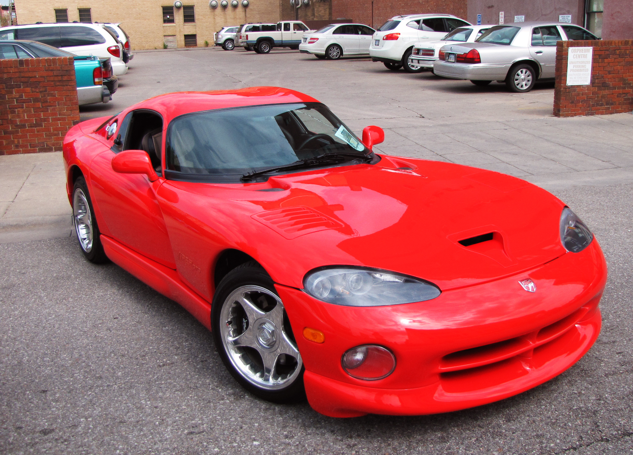 1998 Chrysler Viper #2