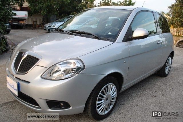 2010 lancia ypsilon photos informations articles - Lancia y diva 2010 ...