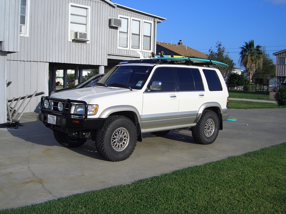 1999 Isuzu Trooper #8