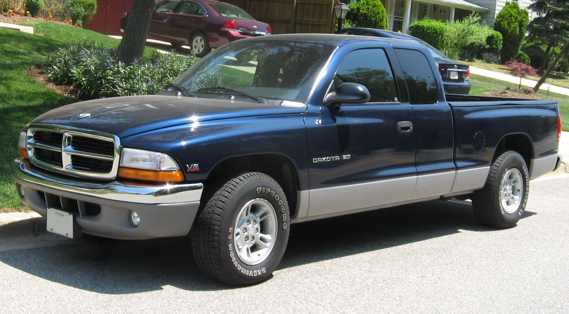1997 Dodge Dakota #5