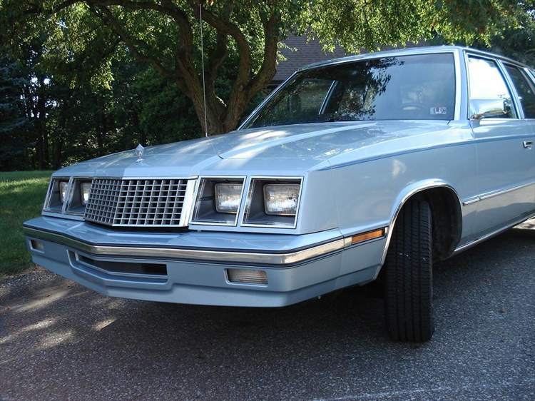 1984 Plymouth Caravelle #3