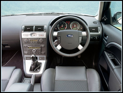 2004 Ford Mondeo #6