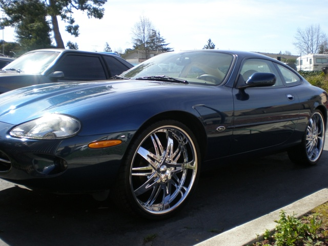 2004 Jaguar Xk-series #4