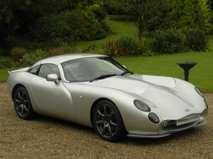 2005 TVR Tuscan #13