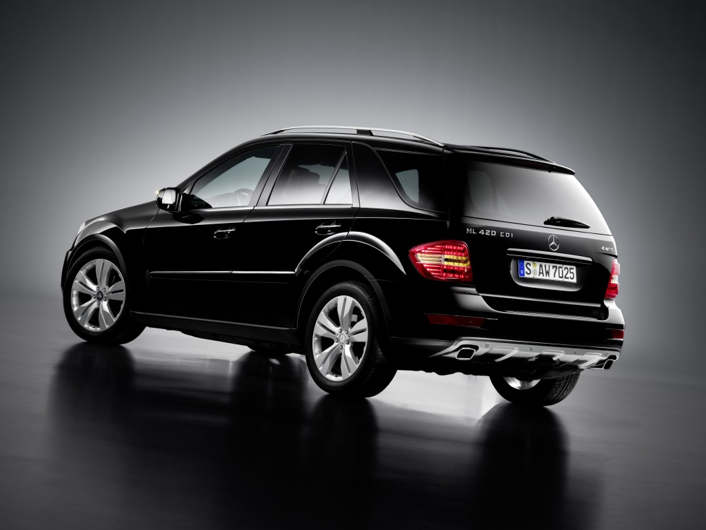 Mercedes-Benz ML #14