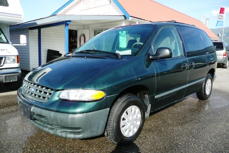 1996 Plymouth Voyager #15