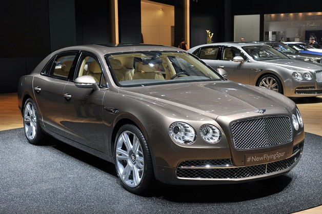 2013 Bentley Continental Flying Spur Speed Photos Informations