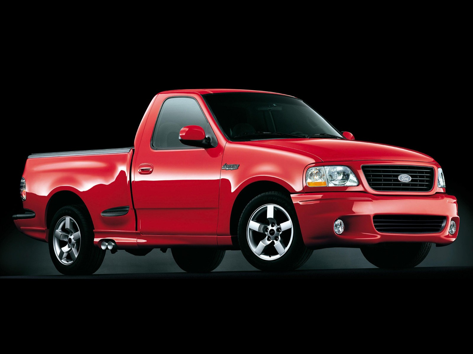 Ford F-150 Svt Lightning #4