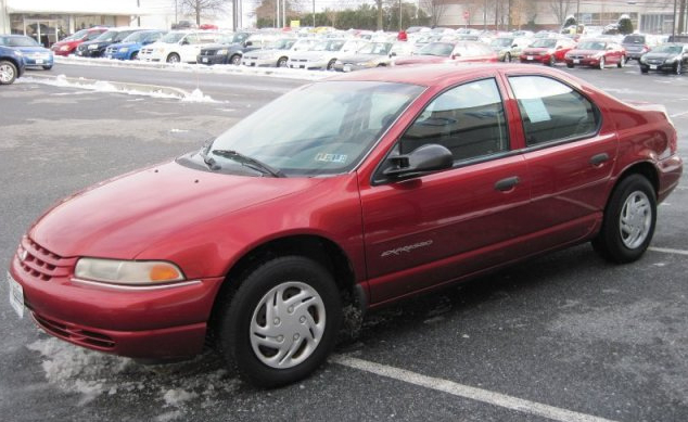 1998 Plymouth Breeze #3