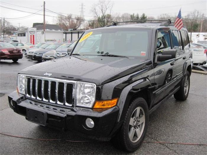 2008 Jeep Commander #15