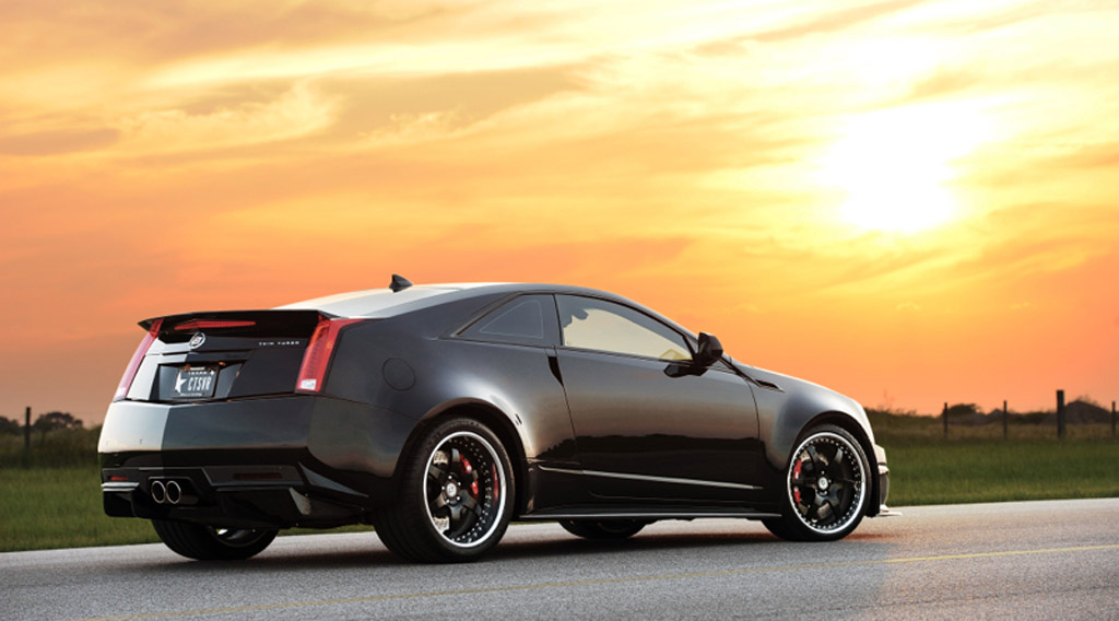 2013 Cadillac Cts-v Coupe #5