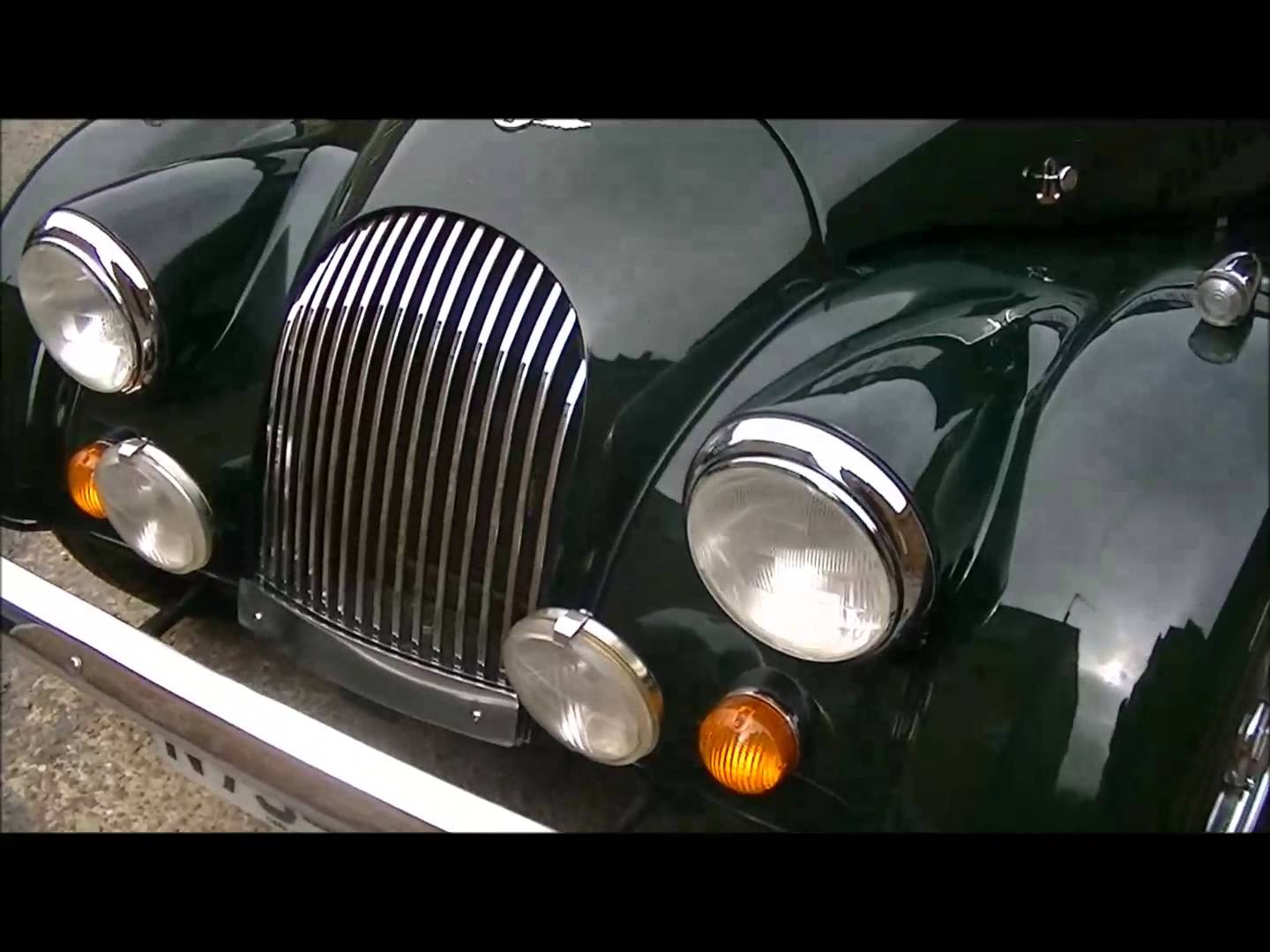 1996 Morgan Plus 4 #9