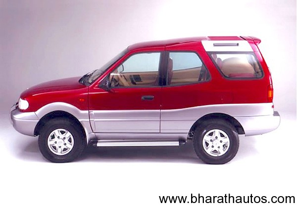 2002 Tata Safari #8