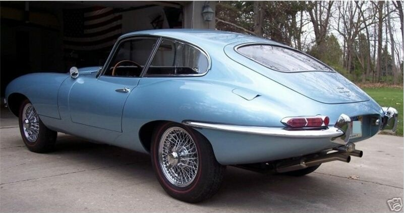 1966 Jaguar E-Type #15