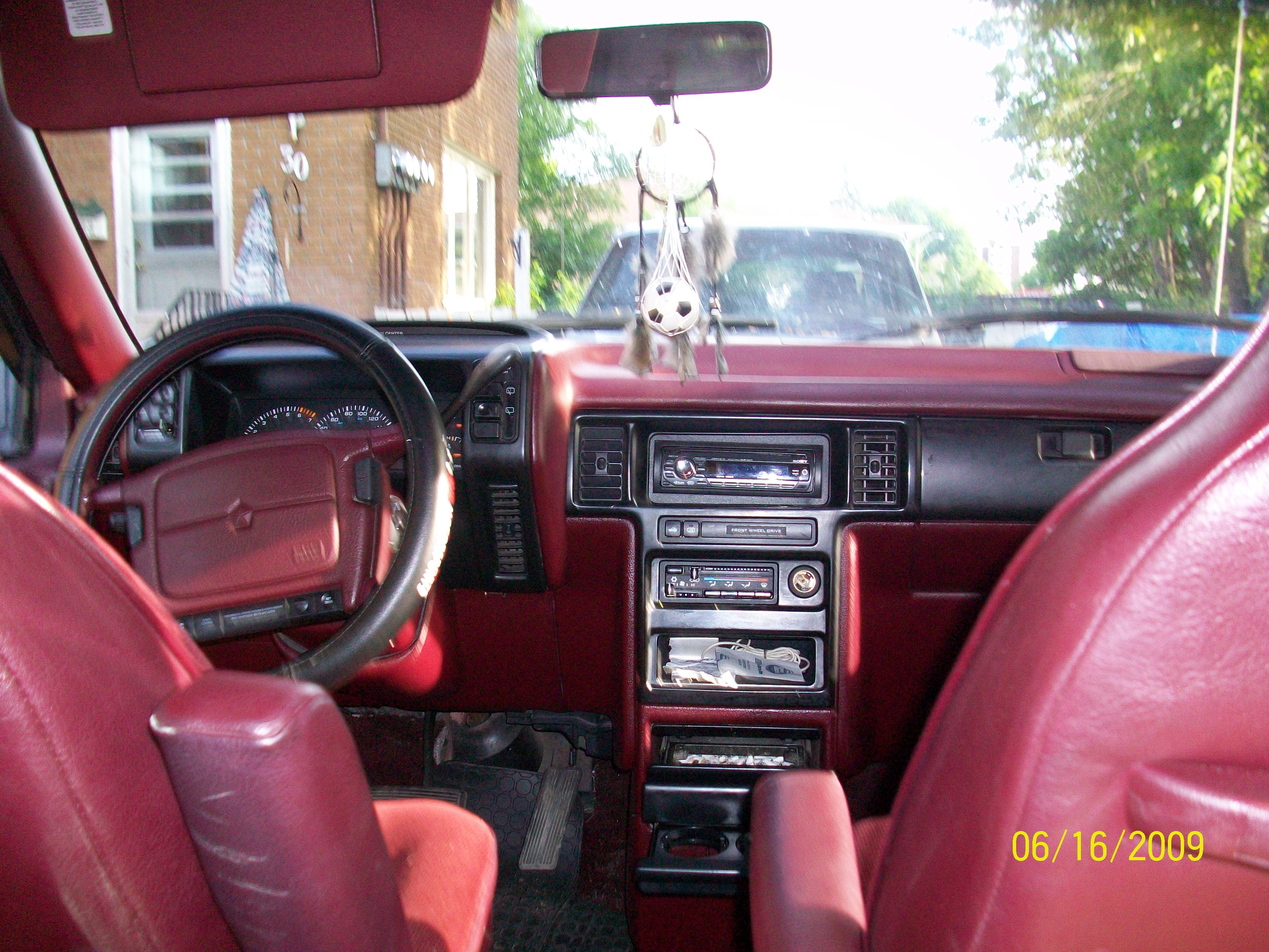1991 Plymouth Voyager #11