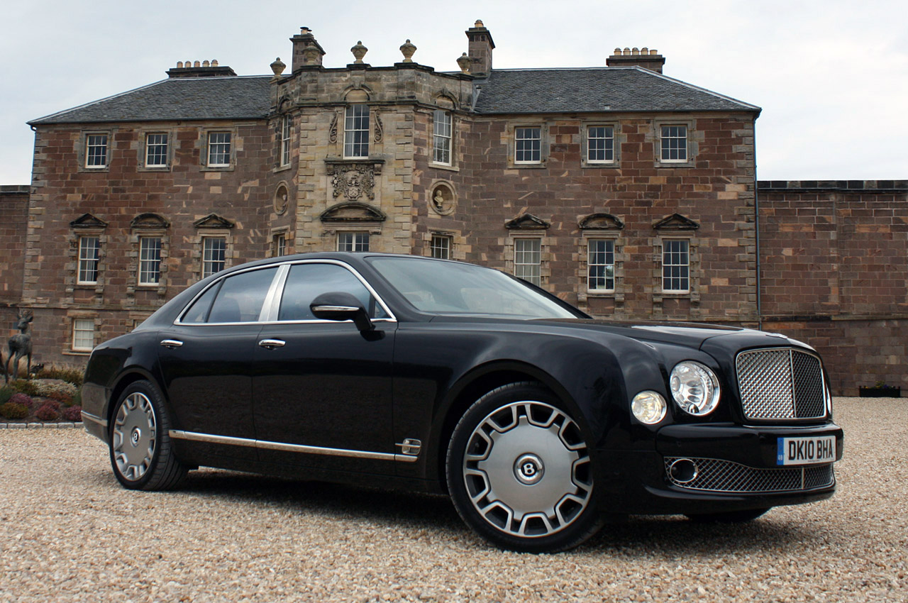2011 Bentley Mulsanne #4