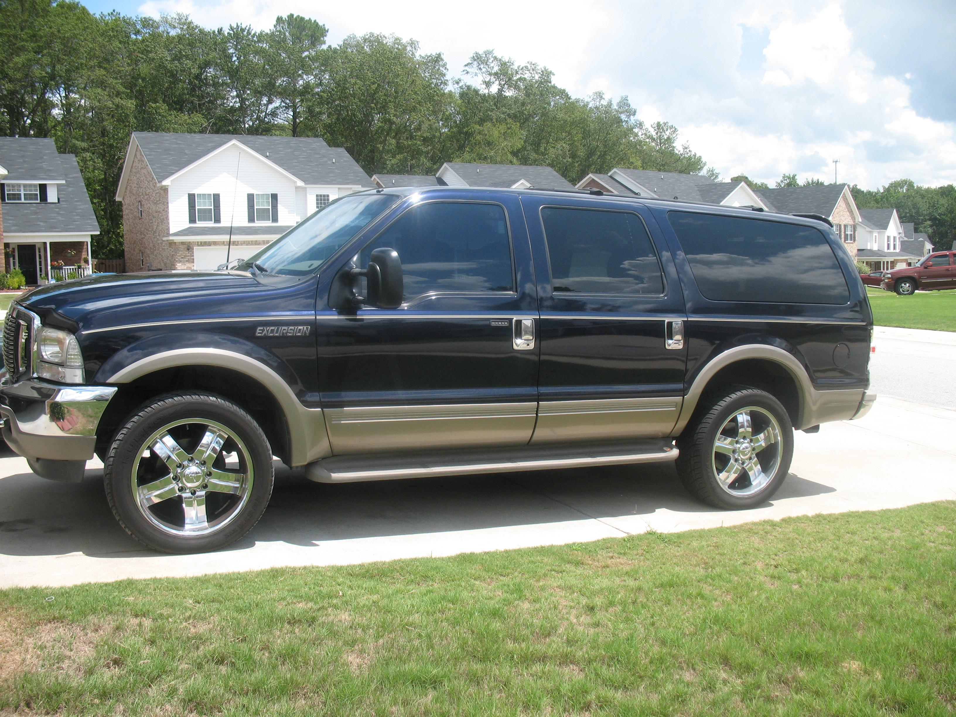 2000 Ford Excursion #15