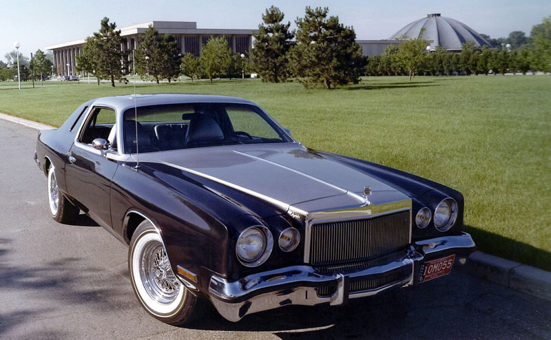 1970 Chrysler Cordoba #7