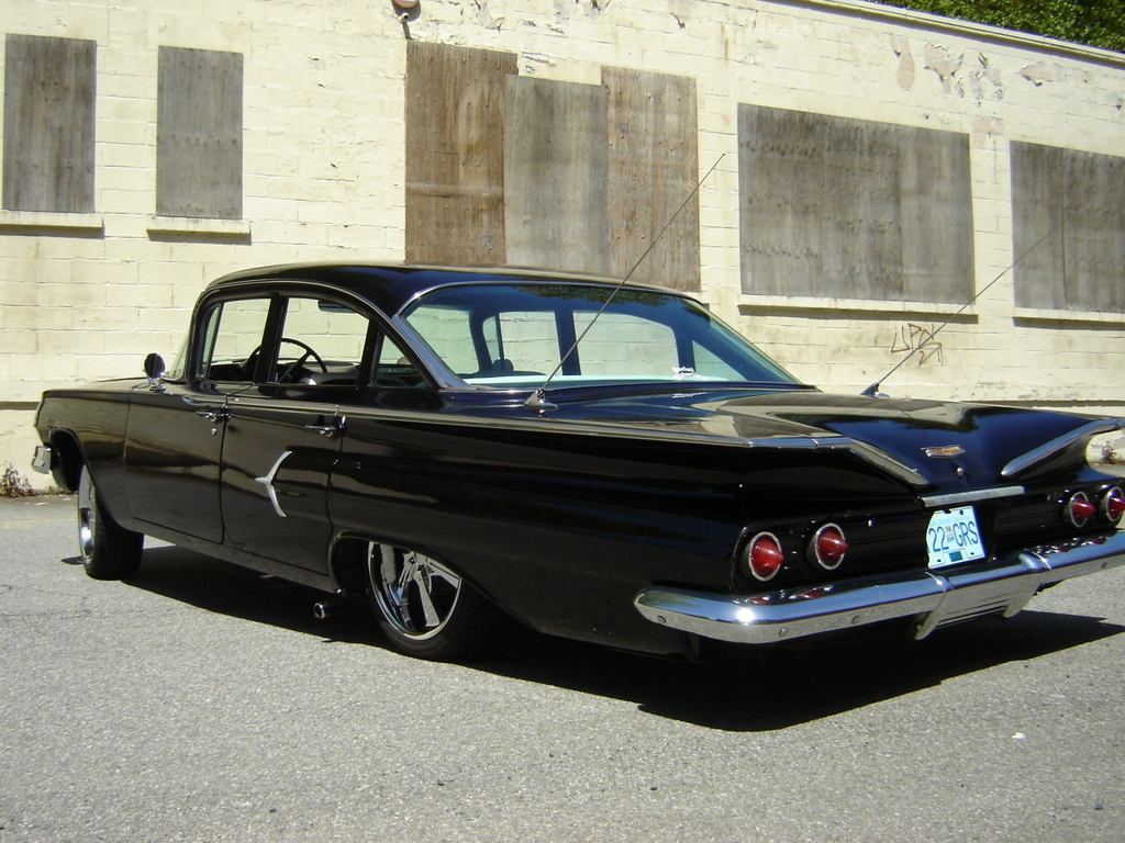 1960 Chevrolet Bel Air #2