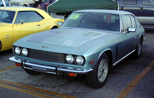 1993 Jensen Interceptor #3