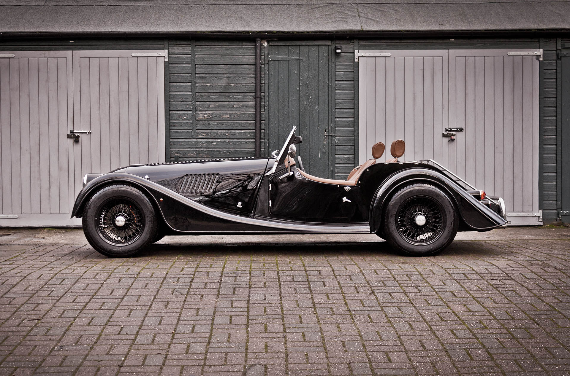 Morgan Plus 4 #13