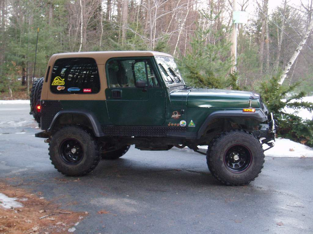 1992 Jeep Wrangler Photos Informations Articles