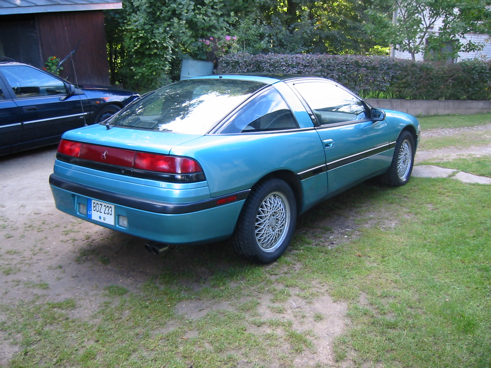 1991 Plymouth Laser #4