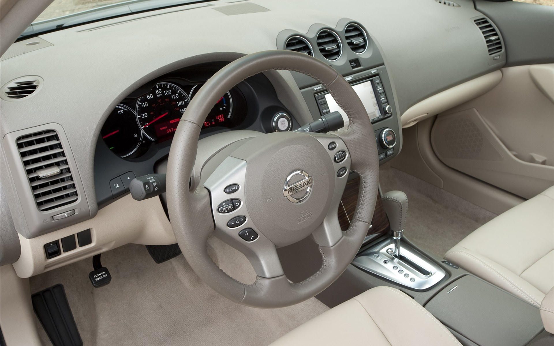 2009 Altima Interior Nissan Review You Used