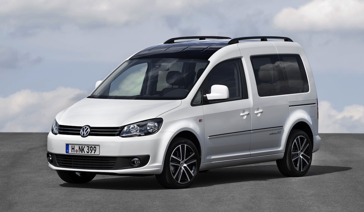 Volkswagen Caddy #13