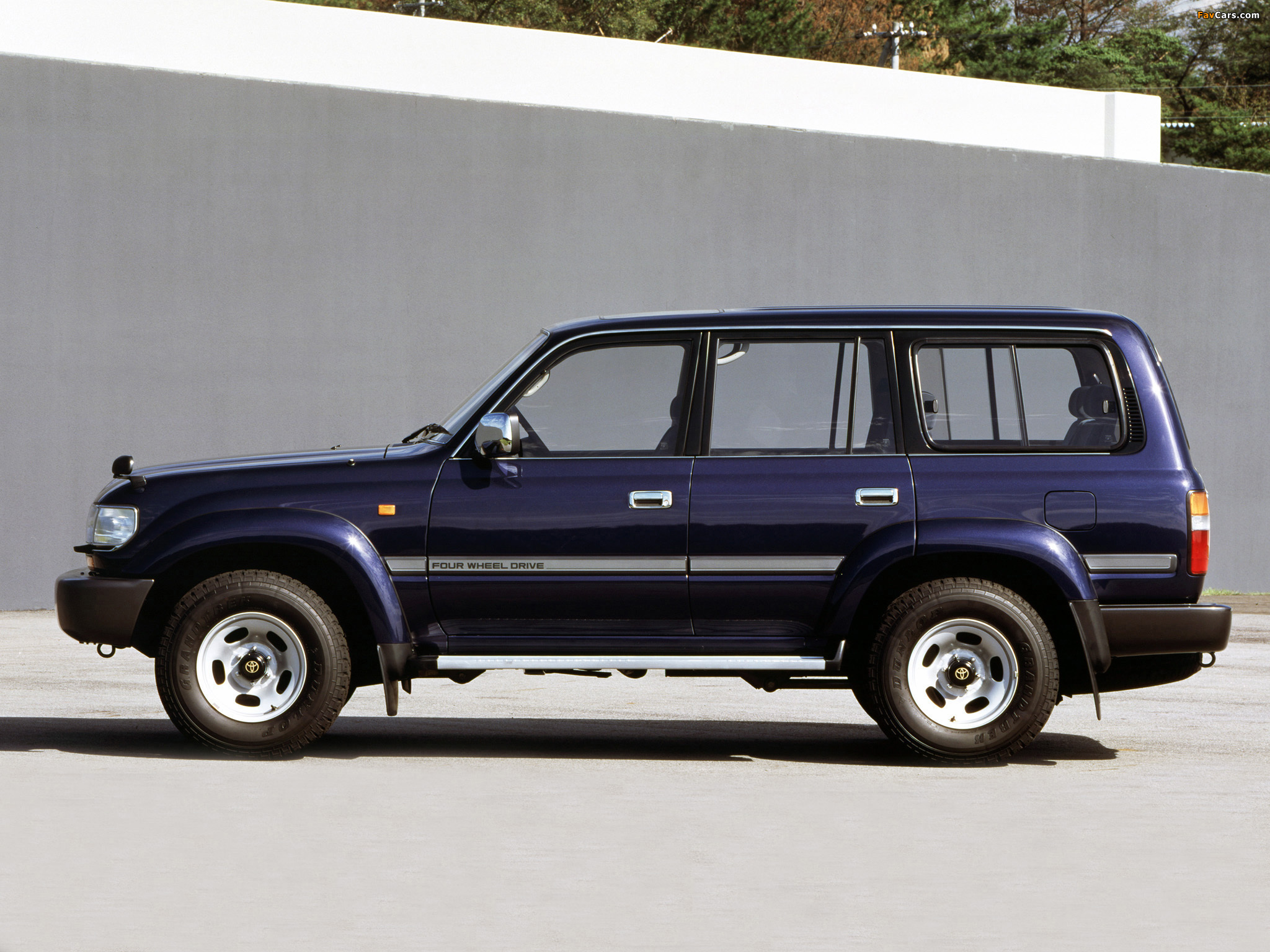 1995 Toyota Land Cruiser #13