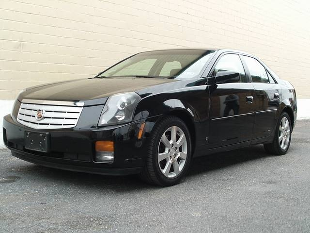 2006 Cadillac Cts Photos, Informations, Articles - BestCarMag.com
