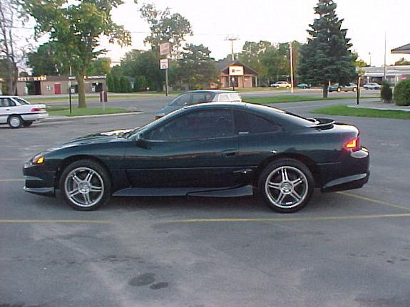 1994 Dodge Stealth #9
