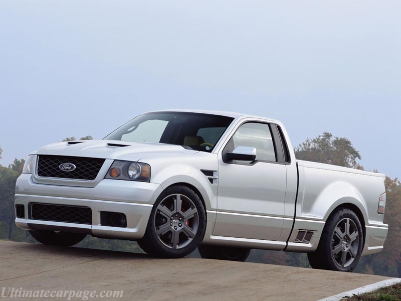 Ford F-150 Svt Lightning #14