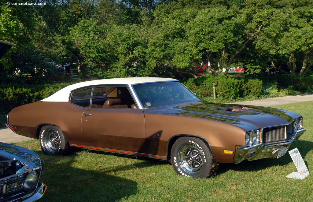 1970 Buick GS #3
