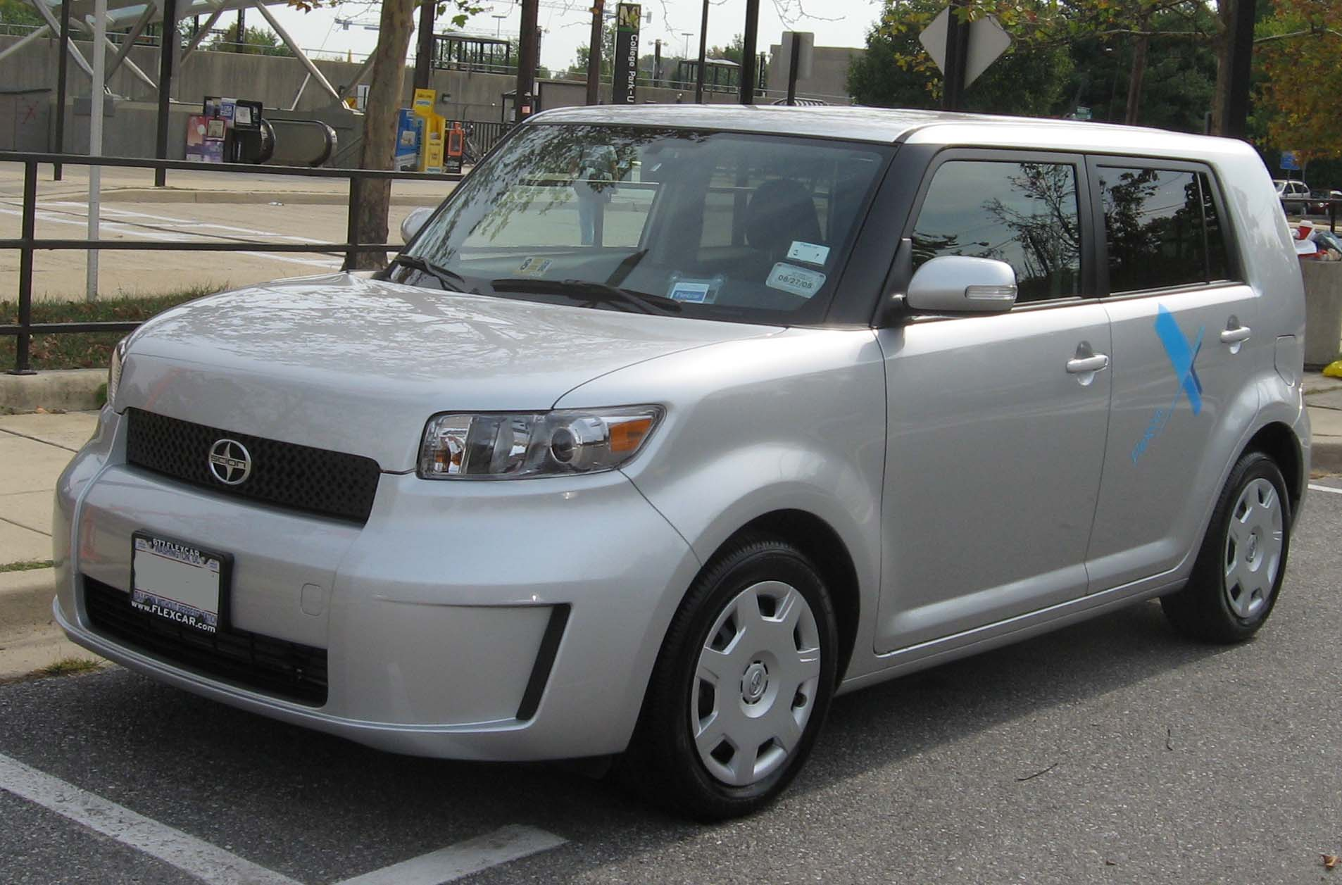 Scion Xb #5