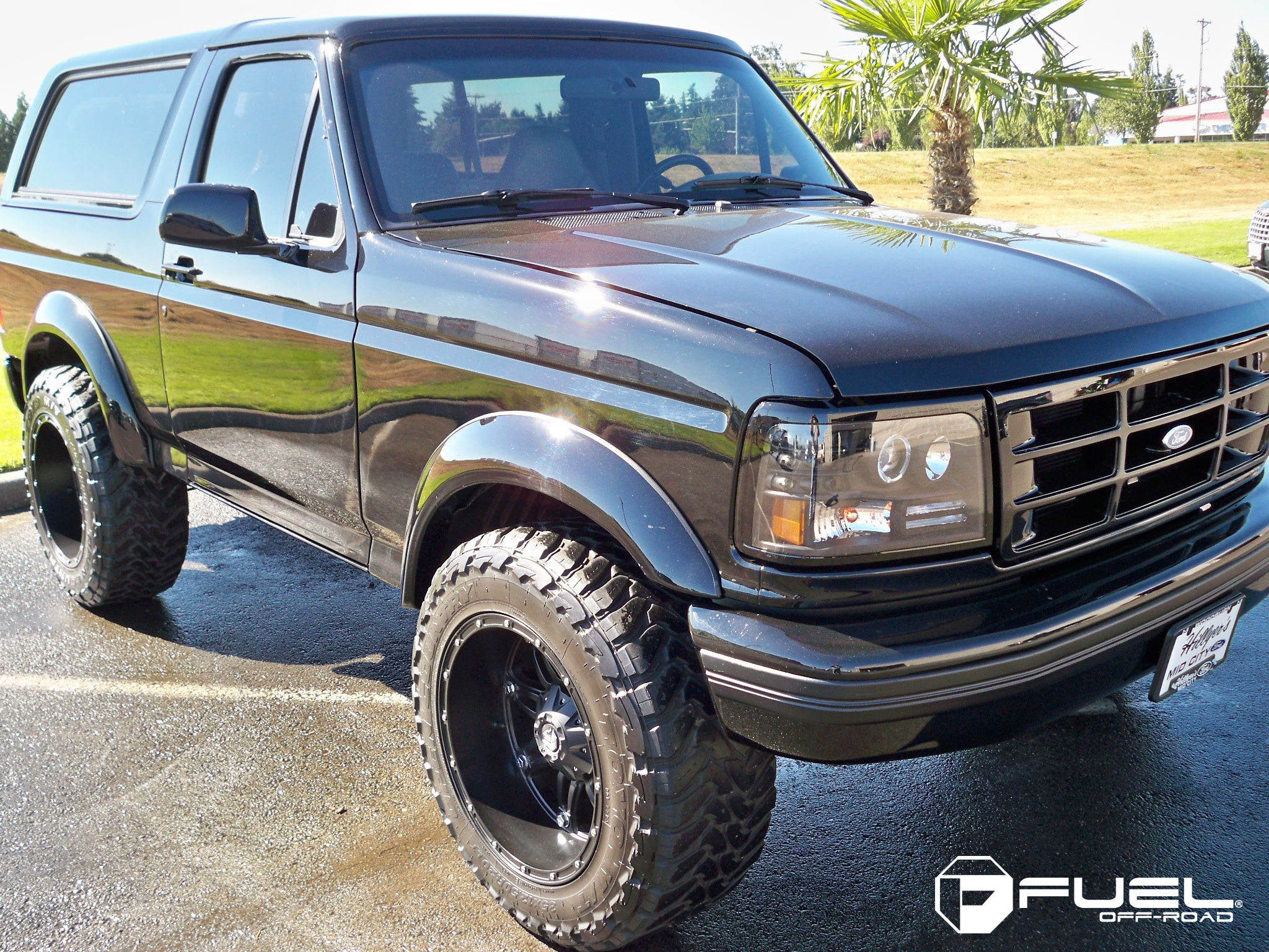 1995 Ford Bronco #10