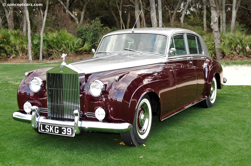 Rolls royce Silver Cloud #6
