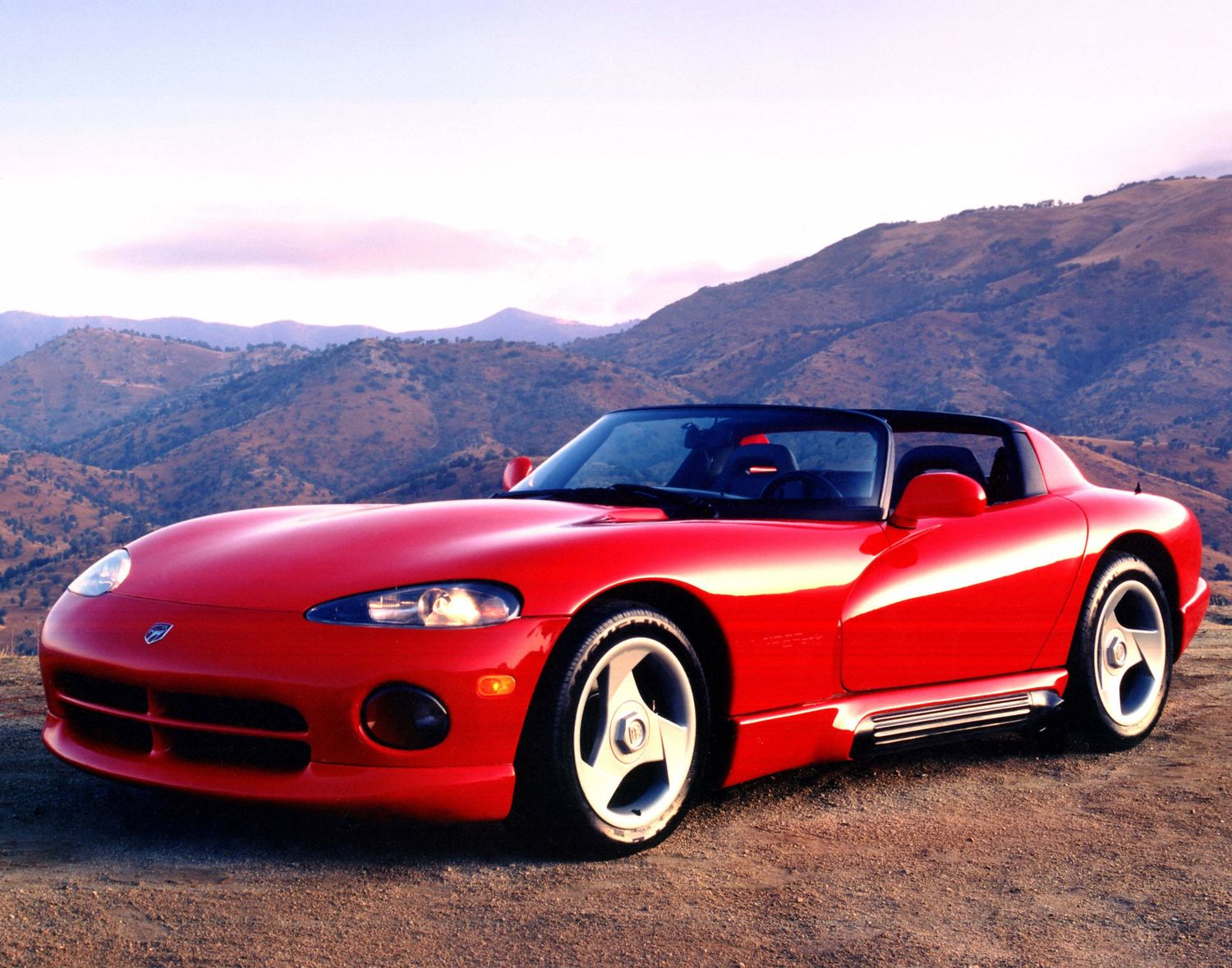 1993 Chrysler Viper #5