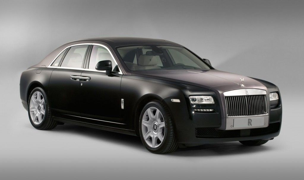 2013 Rolls royce Ghost #4